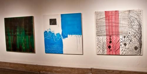 Målningar Hammarbacken