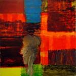 Femte kretsen - 140x140 cm